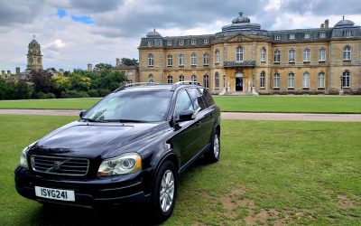 2009 LHD Volvo XC90 2.4 D5, AWD Executive Automatic, LEFT HAND DRIVE 4X4