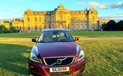2010 LHD VOLVO XC60 SE LUX AWD, 2.4d AUTOMATIC, 4×4, LEFT HAND DRIVE