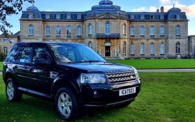 2011 LHD LAND ROVER FREELANDER 2.2 td4, TURBO DIESEL, AUTOMATIC, LEFT HAND DRIVE