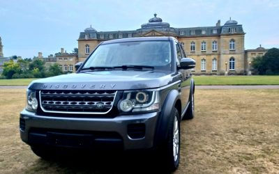 2014 LHD LAND ROVER DISCOVERY 4, 3.0 SDV6 SE, 4X4, 7 SEATER, AUTOMATIC, LEFT HAND DRIVE