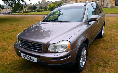 2007 LHD Volvo XC90 2.4 D5, AWD, 7 Seater, Executive Automatic, LEFT HAND DRIVE 4X4