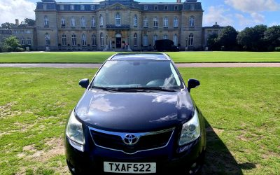 2009 LHD TOYOTA AVENSIS ESTATE 2.2 DIESEL AUTOMATIC LEFT HAND DRIVE