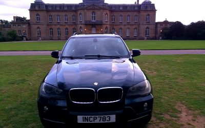 2007 LHD BMW X5 SPORT, 3.0d, X-drive, 7 SEATER, AUTOMATIC, LEFT HAND DRIVE