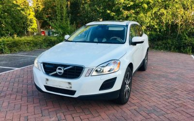 2011 LHD VOLVO XC60 SE LUX AWD, 2.4d AUTOMATIC, 4×4, LEFT HAND DRIVE
