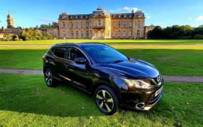 2015 Nissan Qashqai 1.5 dCi Acenta, 5dr, SUV Diesel, UK REGISTERED