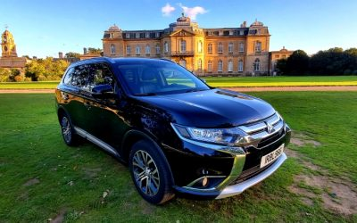 11/2016 LHD Mitsubishi Outlander 2.2 DI-D GX4, SST, 7 Seater, 6sp manual, 4×4, LEFT HAND DRIVE
