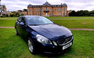 2011 LHD Volvo V60 ESTATE, 2.0 TD D3, Geartronic, DIESEL, AUTO, LEFT HAND DRIVE