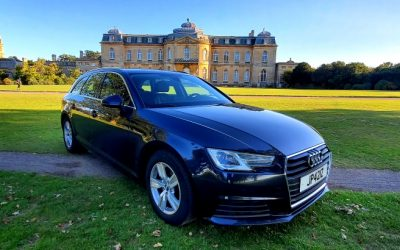 2016 LHD, Audi A4 2.0 TDI ultra SE, S Tronic (s/s) Auto, Estate Diesel, Left Hand Drive.