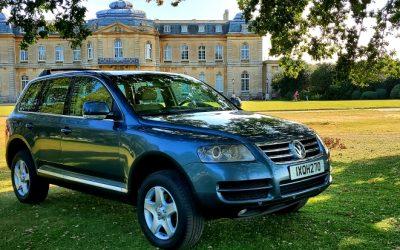 2006 LHD VW TOUAREG 2.5 TDI V6, 4X4, TURBO DIESEL, LEFT HAND DRIVE