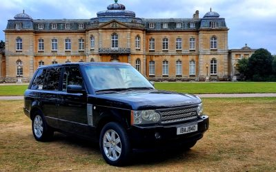2007 LHD RANGE ROVER VOGUE 3.6TD V8 AUTO, TWIN TURBO DIESEL, LEFT HAND DRIVE