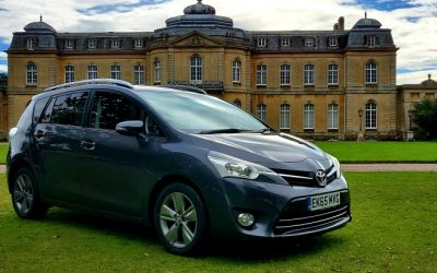 2015 (65) TOYOTA VERSO EXCEL D-4D, 1.6 DIESEL, 6 SPEED MANUAL, 7 SEATER