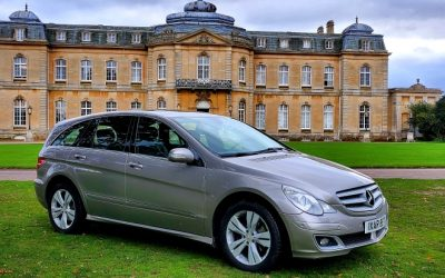2007 LHD MERCEDES R280CDI, 7G-TRONIC AUTO, TURBO DIESEL, 6 SEATER, LEFT HAND DRIVE.
