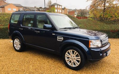 2011 LHD LAND ROVER DISCOVERY 4, 3.0SDV6 HSE Automatic, 4X4, Twin Turbo Diesel,LEFT HAND DRIVE