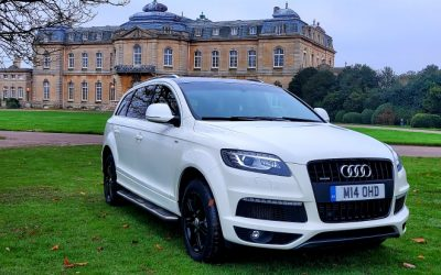 2008 (58) LHD, Audi Q7 3.0 TDI Quattro 240 S Line Tip Auto, Left Hand Drive, WITH 2015 FACELIFT