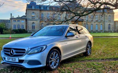 2017 LHD, Mercedes C180 Sport, 1.6 Diesel, Blueefficiecncy, Estate, LEFT HAND DRIVE