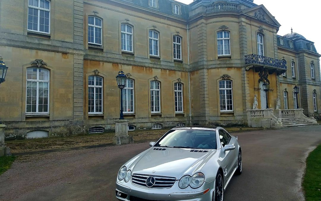 2005 LHD MERCEDES BENZ SL65 AMG, 6.0 BI-TURBO (612BHP) LEFT HAND DRIVE