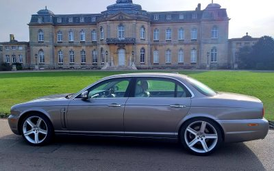2009 JAGUAR XJ SERIES 2.7 TDVI SOVEREIGN LWB WITH PRIVATE PLATE