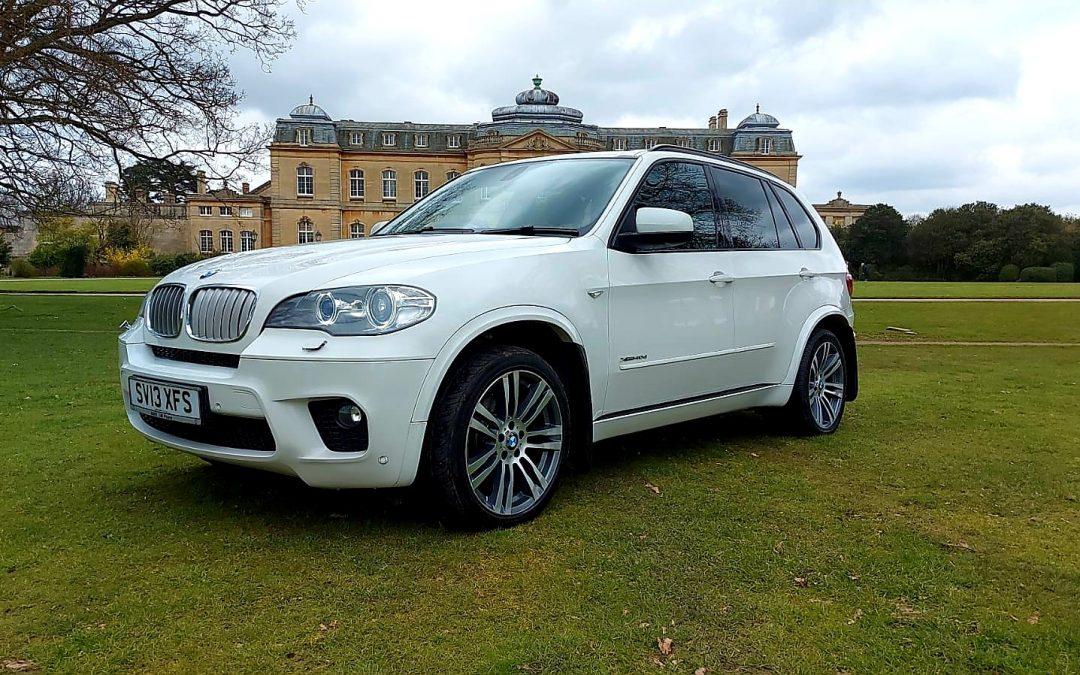 2013 BMW X5 3.0 XDRIVE40D M-SPORT, 302 BHP TWIN TURBO DIESEL