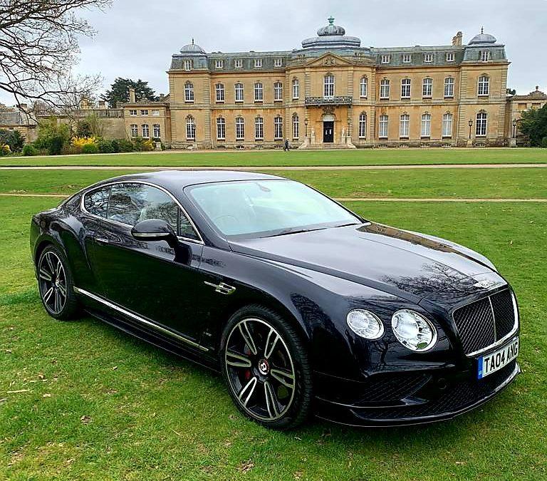 2016 Bentley Continental 4.0 GT V8 S 521hp, Full Service History, Mulliner Spec
