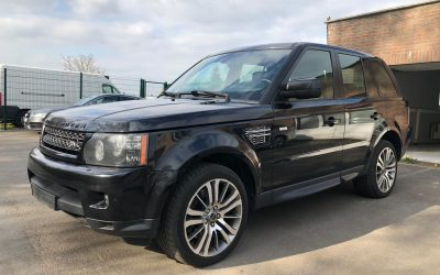 2012 LHD RANGE ROVER SPORT, 3.0SDV6 HSE, TWIN TURBO DIESEL, AUTOMATIC, 4X4, LEFT HAND DRIVE