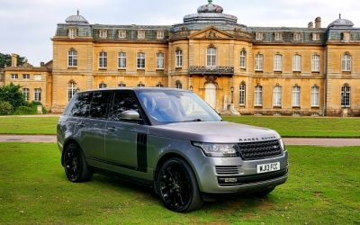 2013 Range Rover 4.4 SDV8 Vogue SE Auto 4WD SUV Twin Turbo Diesel