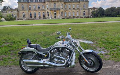 2003 Harley Davidson V-Rod VRSCA 1130,100th Anniversary Edition