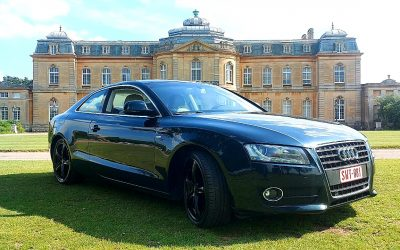 2007 LHD AUDI A5 COUPE, 2.7TDI AUTOMATIC, TURBO DIESEL, LEFT HAND DRIVE